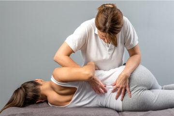 Osteopathische Behandlungstechniken